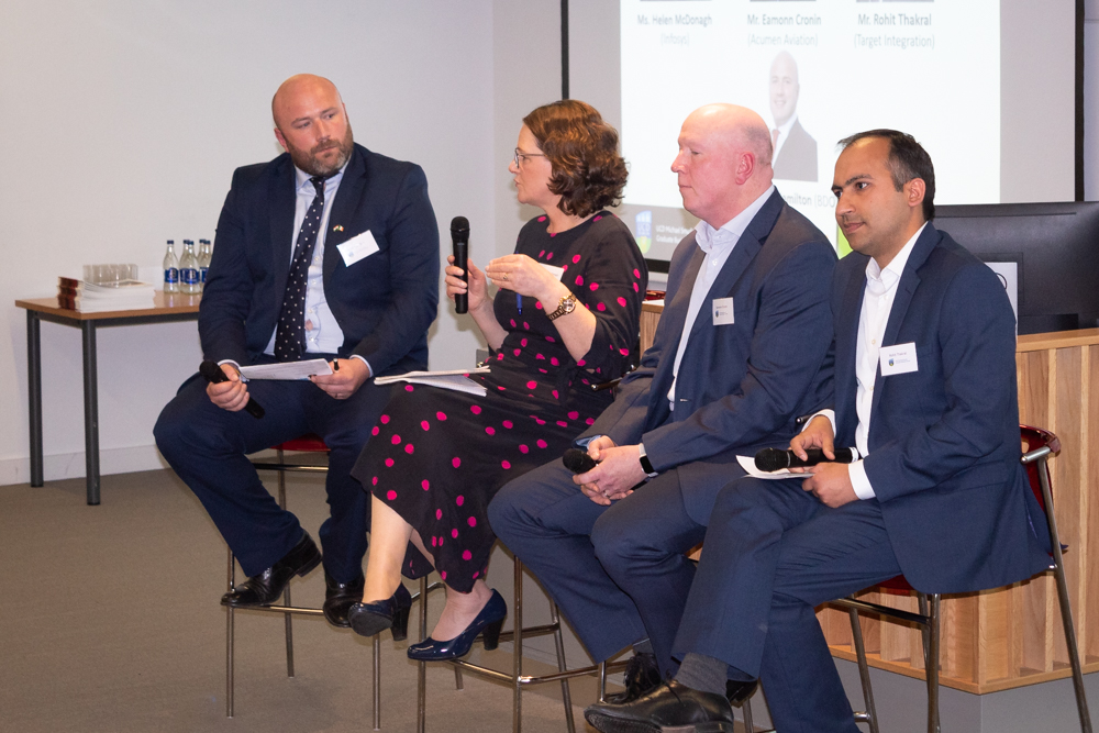 Stelfox is proud to have had two guest speakers at the Ireland India Business Association and UCD Smurfit Indian Student Career Forum 6